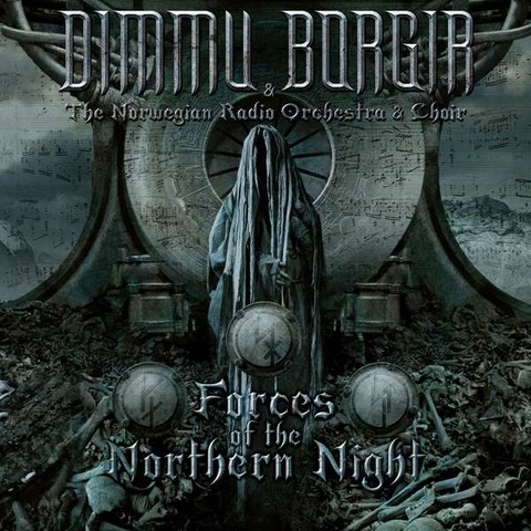 √Forces of the Northern Night von Dimmu Borgir - CD jetzt im Dimmu Borgir Shop