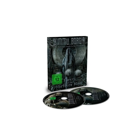 √Forces Of The Northern Night von Dimmu Borgir - DVD-Video Album jetzt im Dimmu Borgir Shop