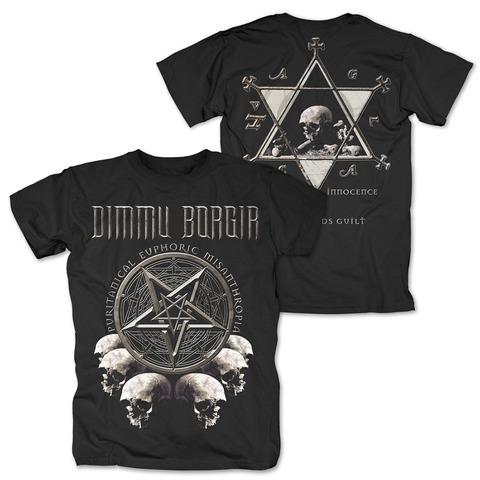 √Mankind Innocence von Dimmu Borgir - T-Shirt jetzt im Dimmu Borgir Shop