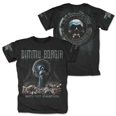 √Death Cult Armageddon von Dimmu Borgir - T-Shirt jetzt im Dimmu Borgir Shop