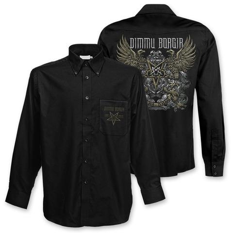 √25 Years von Dimmu Borgir - Polo shirt jetzt im Dimmu Borgir Shop