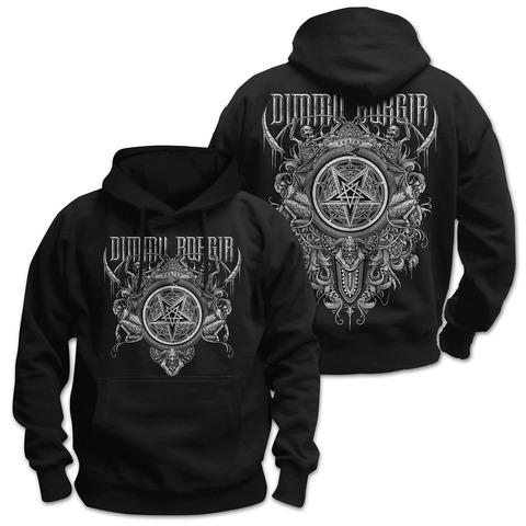 √Eonian Pentagram von Dimmu Borgir - Hoodie jetzt im Dimmu Borgir Shop