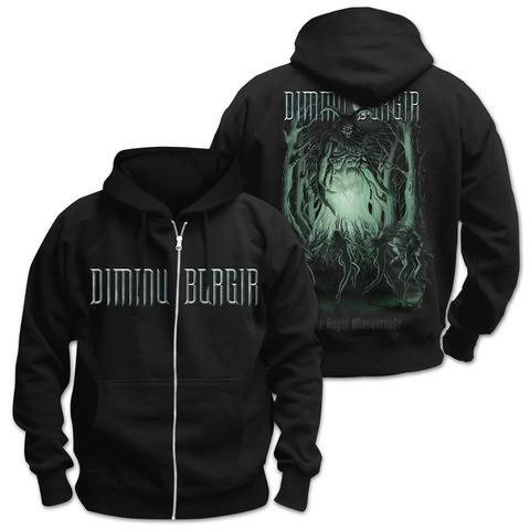 √The Night Masquerade von Dimmu Borgir - Jacket jetzt im Dimmu Borgir Shop