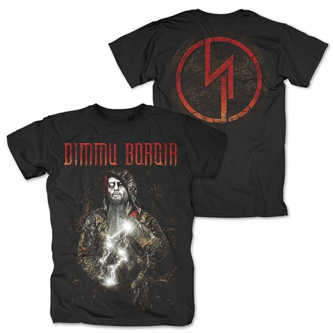 √Silenoz von Dimmu Borgir - T-Shirt jetzt im Dimmu Borgir Shop