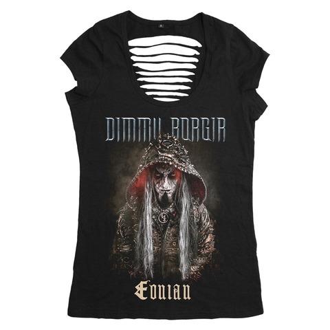 √Shagrath von Dimmu Borgir - Ladies T-Shirt jetzt im Dimmu Borgir Shop