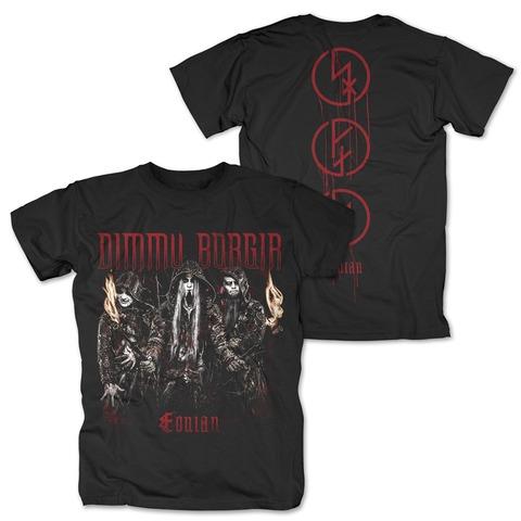 √Eonian Torches von Dimmu Borgir - T-Shirt jetzt im Dimmu Borgir Shop