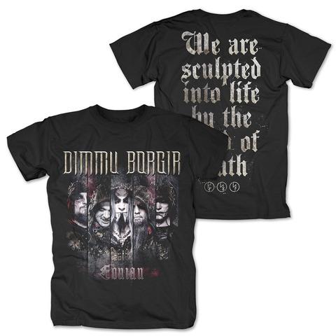 √Hand of Death von Dimmu Borgir - T-Shirt jetzt im Dimmu Borgir Shop