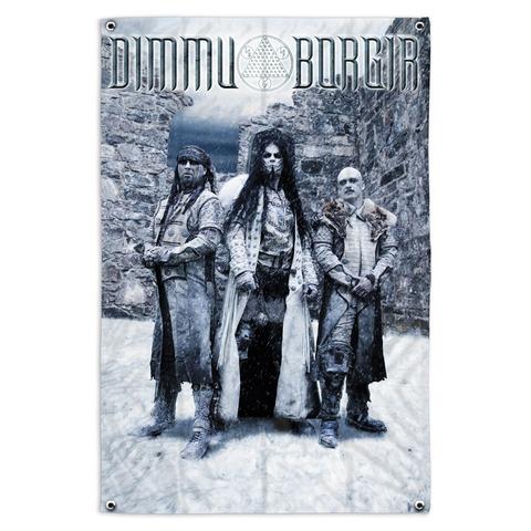 √Abrakadabra von Dimmu Borgir - Flag jetzt im Dimmu Borgir Shop