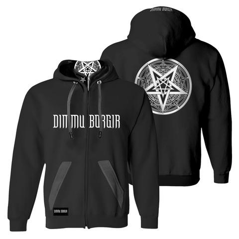 √Pentagram von Dimmu Borgir - Jacket jetzt im Dimmu Borgir Shop