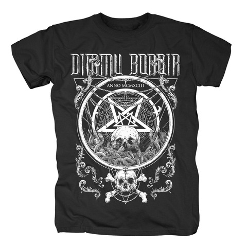 √Penta-Rope von Dimmu Borgir - T-Shirt jetzt im Dimmu Borgir Shop