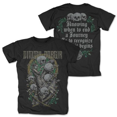 √Knowing von Dimmu Borgir - T-Shirt jetzt im Dimmu Borgir Shop