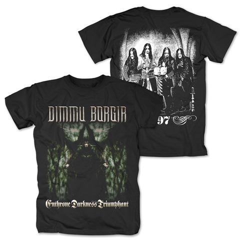 √Enthrone von Dimmu Borgir - T-Shirt jetzt im Dimmu Borgir Shop