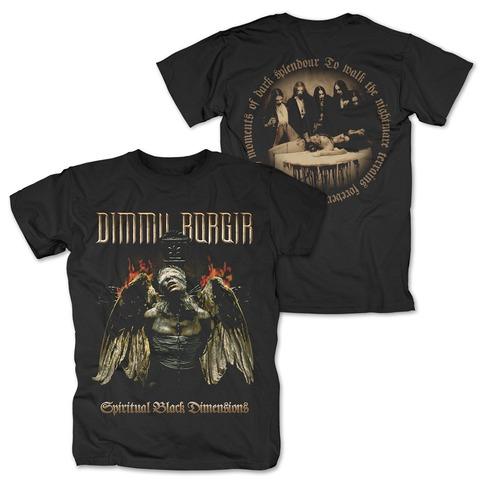 √Spiritual von Dimmu Borgir - T-Shirt jetzt im Dimmu Borgir Shop