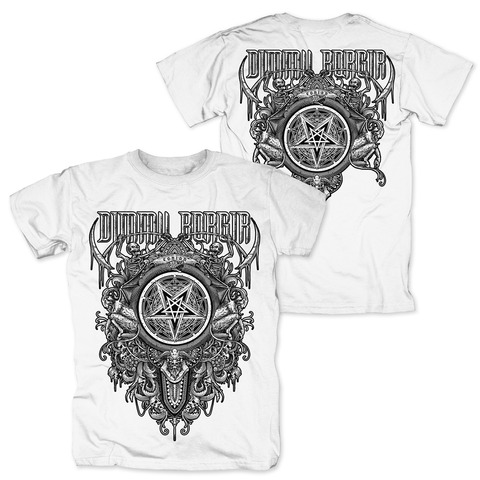 √Eonian Pentagram von Dimmu Borgir - T-Shirt jetzt im Dimmu Borgir Shop
